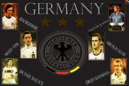 Productions: Germany national football team 1752