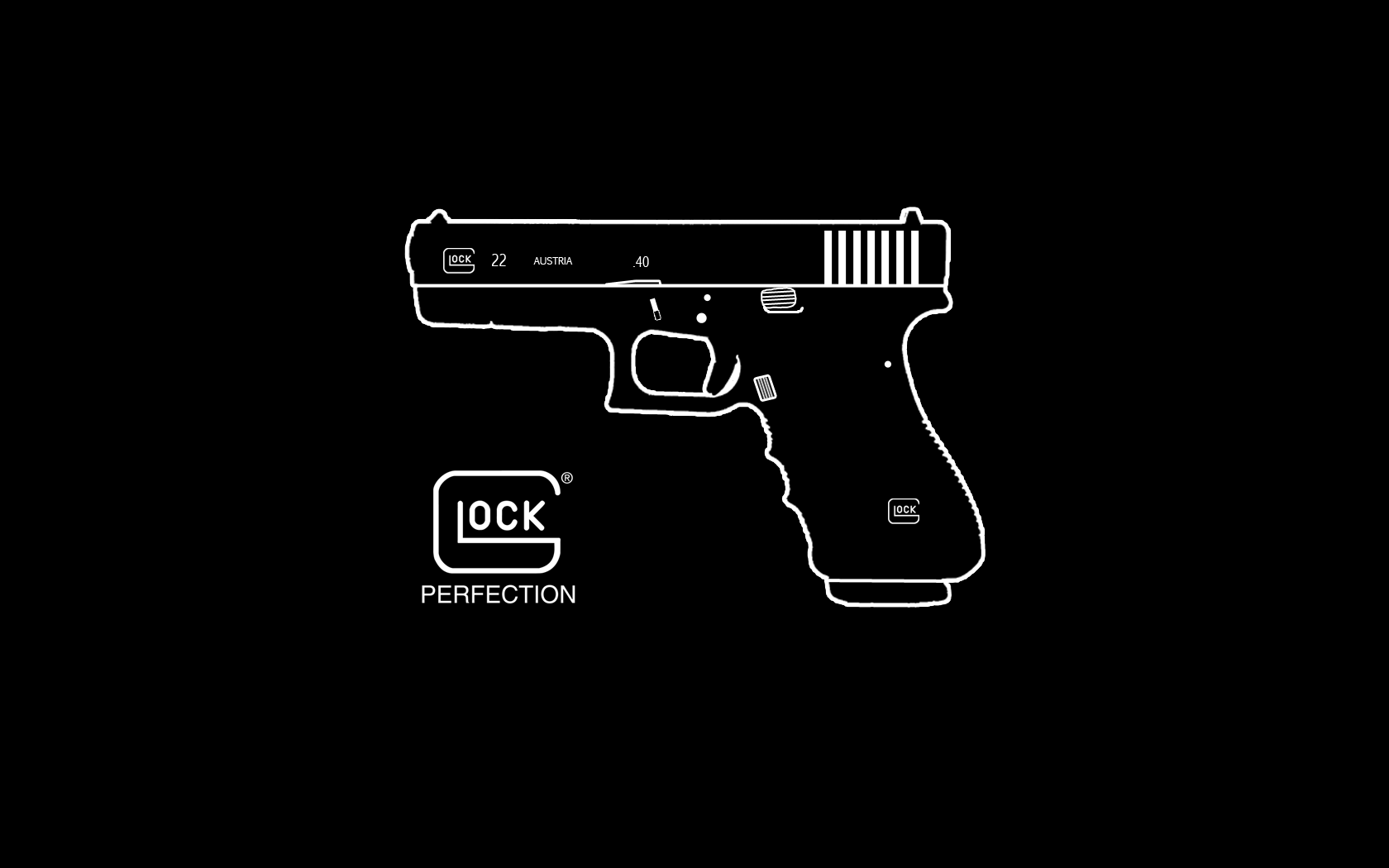 gallery for glock 26 logo wallpaper