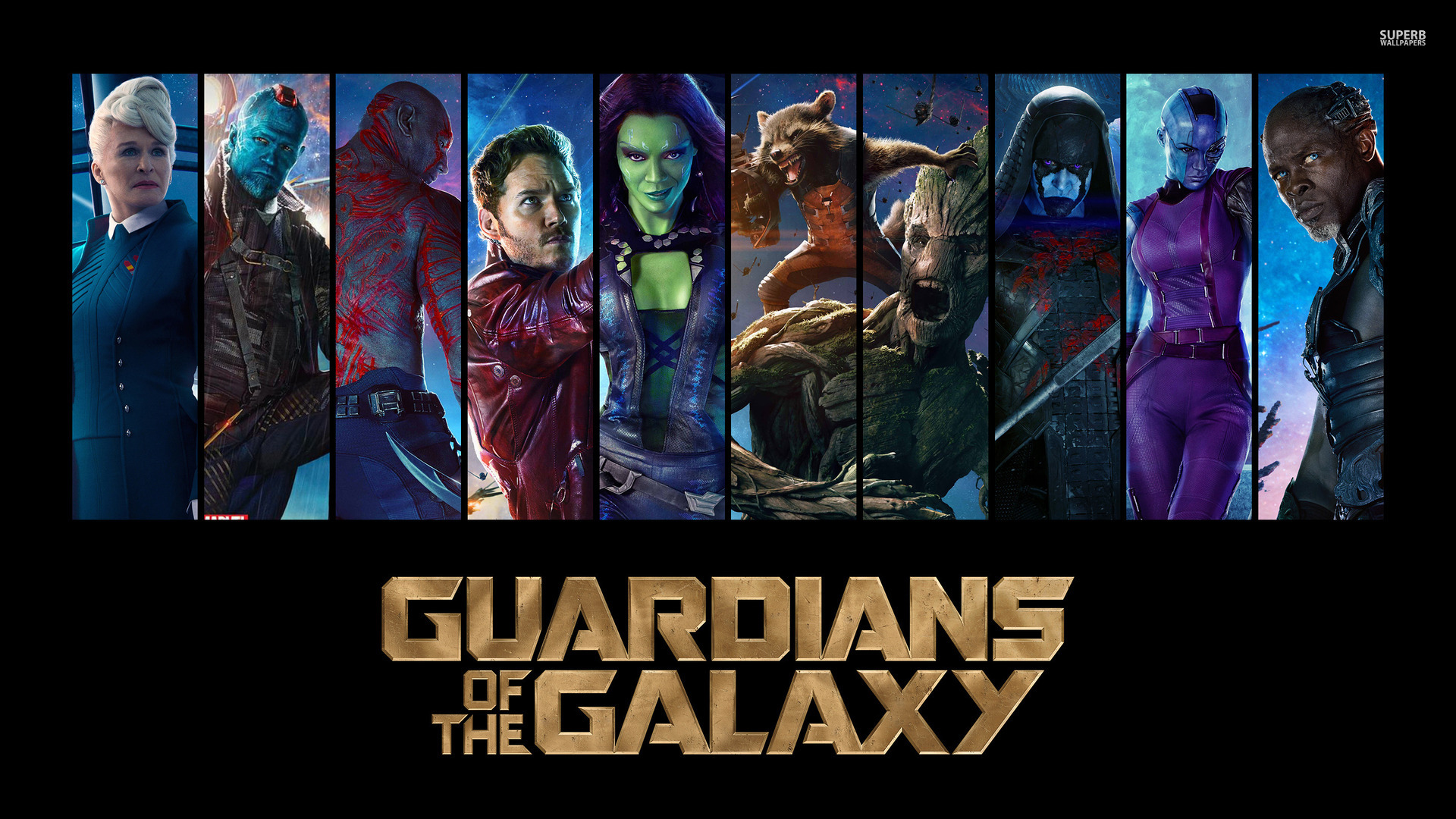 Guardians of the Galaxy HD Photo WallpaperMovie Powericare com 265