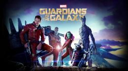 Guardian Of The Galaxy Poster Wallpaper | Hd Wallpapers Catalog 555