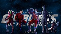 Guardians of the galaxy movie wallpaper 876
