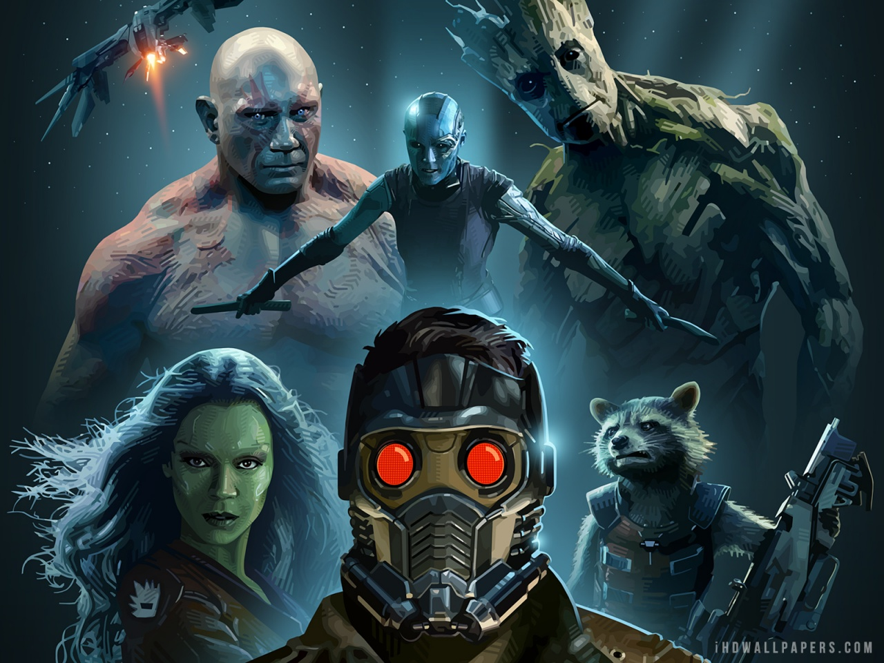 Guardians of the Galaxy 2014 Film HD WallpaperiHD Wallpapers 970