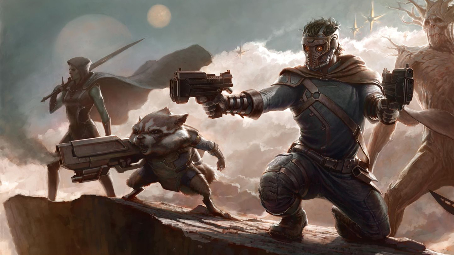 guardians of the galaxy Computer Wallpapers, Desktop Backgrounds 1583