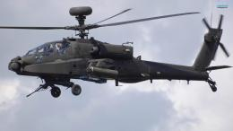 Apache Helicopter HD Wallpaper 1930