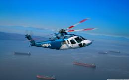 Helijet Helicopter HD Wallpaper 1444