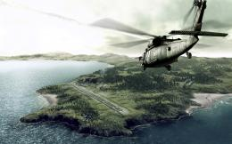 Helicopter Landing And Sof HD Wallpaper 1626