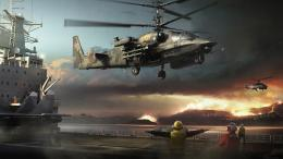Download \'attack helicopter wallpaper\' HD wallpaper 1299