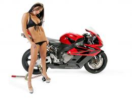 GIRL & HONDA CBRMotorcycles Wallpaper8978081Fanpop 306