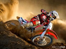 Honda Dirt Bike Exclusive HD Wallpapers #2712 1361
