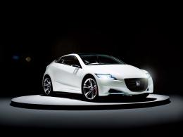 Honda Cr Z Hybrid 2012 Car HD Wallpaper Download Free Wallpapers in HD 1036