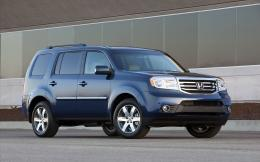 Honda Pilot Widescreen Car Wallpaper | HD Wallpapers 1052