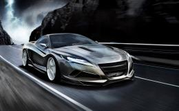 Honda Sports Cars HD Wallpapers 1651
