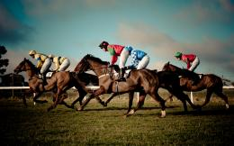 England Girls Horse Racing Hd Wallpapers 1085