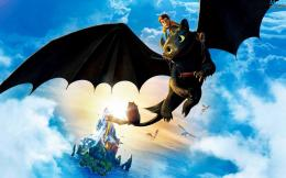 "HOW TO TRAIN YOUR DRAGON 2: 4 STARS""You will believe a dragon can 1068"