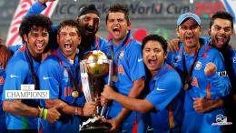 Team India 2011 World Cup Wallpapers | HD Wallpapers 1741