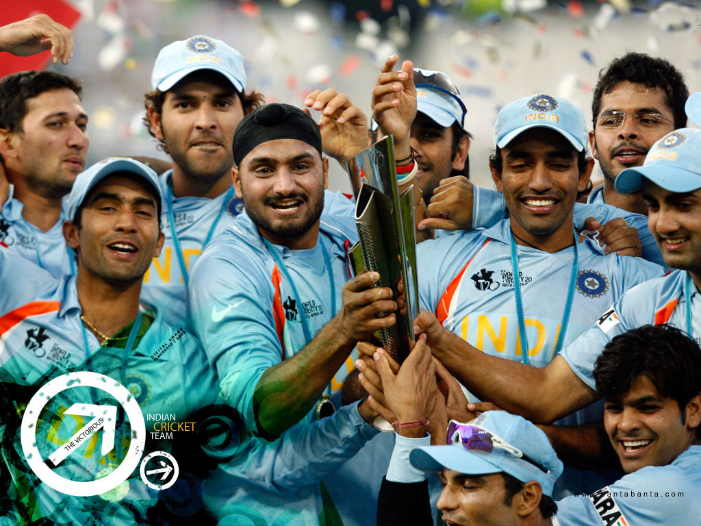 56 Indian Cricket Team Wallpapers 1535