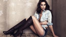 Irina Shayk Hot Pics Background HD Wallpaper Irina Shayk Hot Pics 1746