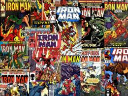 iron man desktop wallpaper download vintage comics iron man wallpaper 998