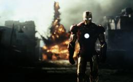Iron Man desktop wallpaper 176
