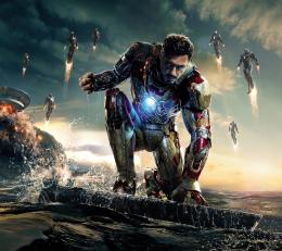 Iron Man 3Xperia Z2 Wallpapers Download 1060