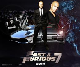 Jason Statham In Fast and Furious 7 HD Images Wallpaper 1285