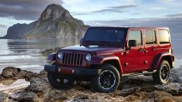 2012 Red Jeep Wrangler | HD Wallpapers 1462