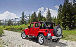jeep wrangler wallpaper hd red : Auto Motor Sport Wallpaper HD 361