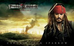 Johnny Depp in Pirates Of The Caribbean 4 Wallpapers | HD Wallpapers 1266
