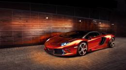 Red Lamborghini Car HD Wallpapers | Desktop HD Wallpapers 412
