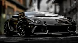 Car Black Lamborghini Aventador Wallpaper 1920×1080 1261