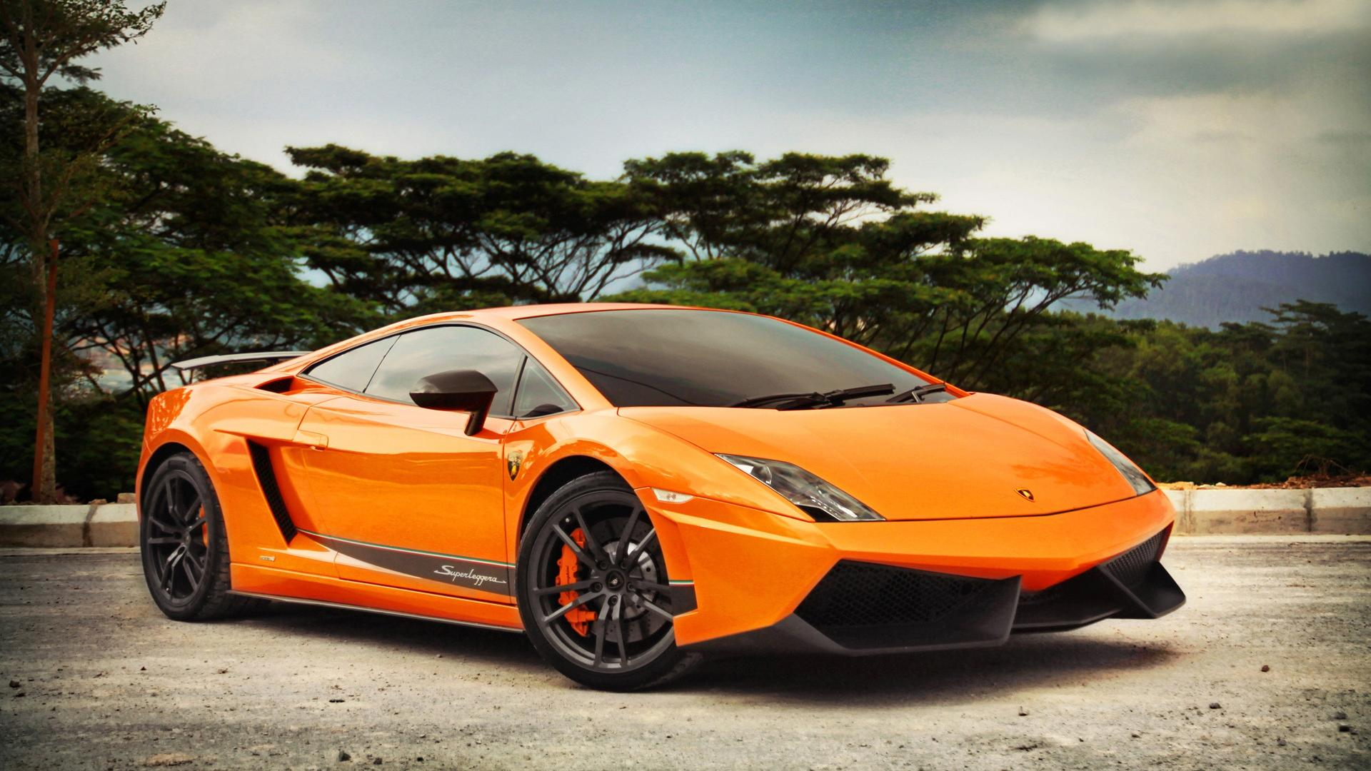 New Lamborghini Gallardo Sports Cars HD Wallpaper of Car 1861