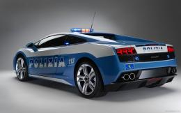 Lamborghini Gallardo Police Car Wallpaper | HD Car Wallpapers 165