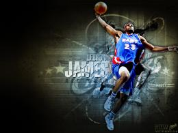 World Sports Hd Wallpapers: LeBron James Hd Wallpapers 1617
