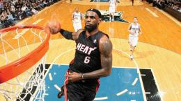 Lebron James Dunk Lebron James HD Wallpaper | The Notorious D O U G 591