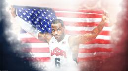 Download Lebron James London Usa Flag X Wallpaper | Full HD Wallpapers 1918