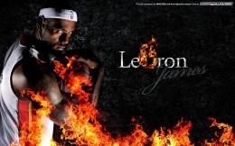 Lebron James HD Wallpaper Backgrounds Miami Heat for DesktopHot HD 1518
