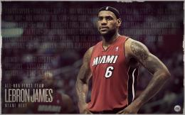 2013 Lebron James Exclusive HD Wallpapers #4732 1538