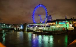 Download London Eye, London, England 1920x1200 Wallpaper 662