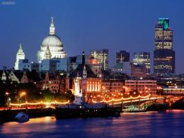 Wallpaper: London Skyline England hd wallpapers 1969