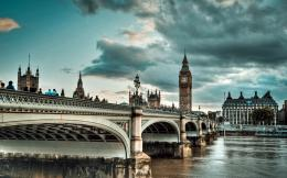 Westminster Bridge, Big Ben, London, England wallpapers and images 1877