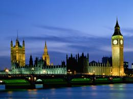 London Twilight Skyline wallpaper and a Republinut News Round up 1480