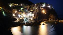 Manarola Night HD HD wallpaper 613
