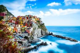 Manarola, Cinque Terre, Italy Images | HD Wallpapers Images 785