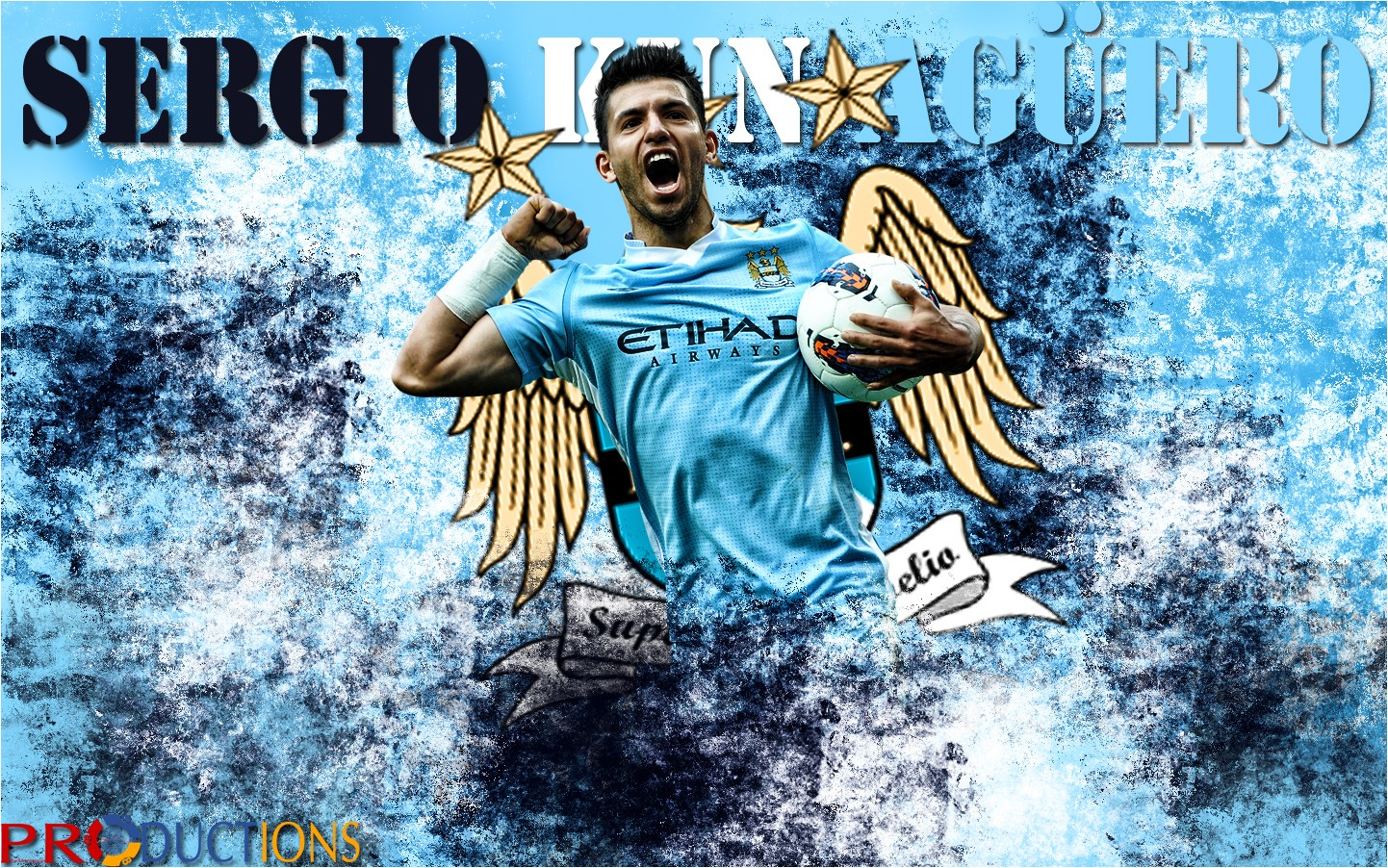 6 Sergio Aguero Manchester City Wallpapers Download 1244