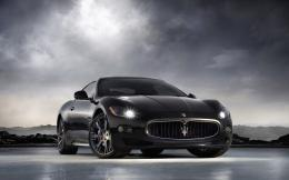 Full View and Download maserati supercar Wallpaper with resolution of 1593