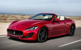 Car wallpapers Maserati GranCabrio Sport2012 1468