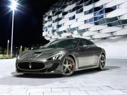 The Latest Maserati GranTurismo MC Stradale2013Car HD Wallpapers 1183