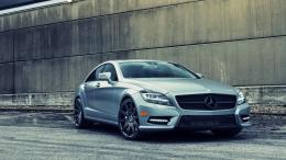 Mercedes Benz CLS63 AMG Sport Car HD Wallpaper 1180