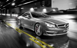 Mercedes Benz SL65 AMG HD Wallpaper 1920x1080 Mercedes Benz SL65 AMG 1725