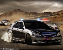 Wallpaper Free Mercedes Benz Hd Desktop Wallpapers At Freewallpapers 827